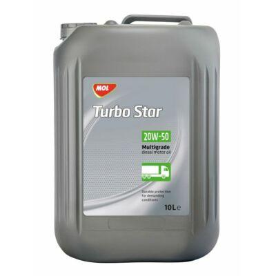 MOL Turbo Star 20W-50 10L