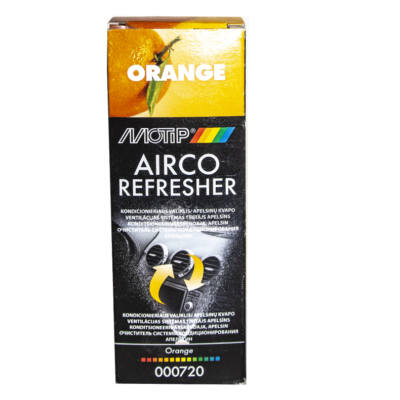 Motip Légkondi és utastér frissítő spray-narancs illat 150ml