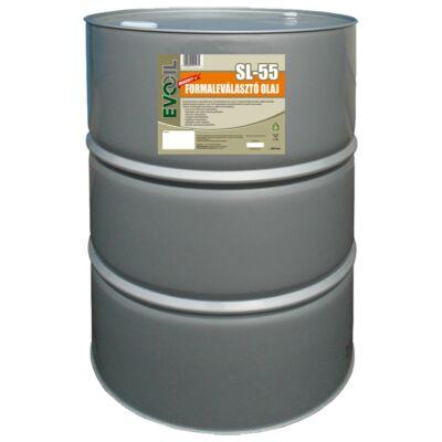 SL 55 FORMALEVÁLASZTÓ OLAJ 200 liter