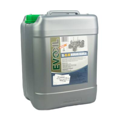 SL 55 HIDRAULIKAOLAJ HL 46 9 liter