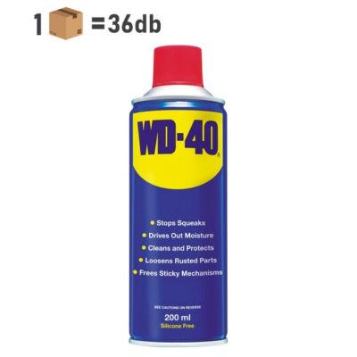 WD 40 univerzális kenőspray 200 ML